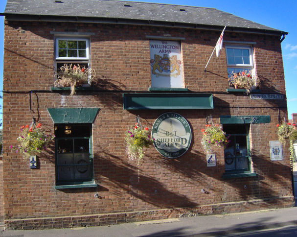 The Wellington Arms, Bedford